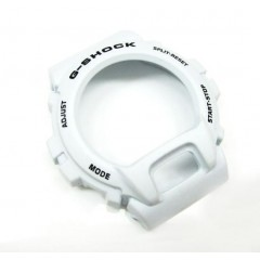 White Rubber G-shock Case Dw-6900