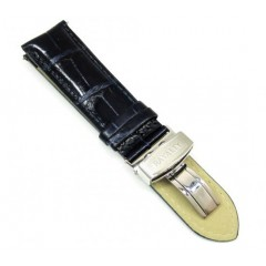 Rayalty Black Leather Band