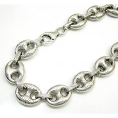 925 Sterling Silver Hamme...