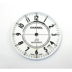 Ladies Original Chanel J12 White Dial Part