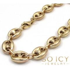 10k Yellow Gold Gucci Lin...
