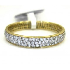 Ladies 14k Yellow Gold Tr...