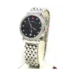 Ladies Michele Csx Black ...