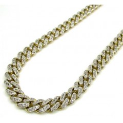 10k Solid Yellow Gold Dia...