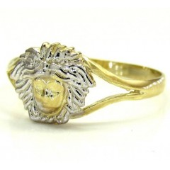 Ladies 10k Yellow Gold Tw...