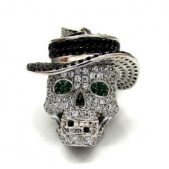 Sterling Silver Crown Sku...