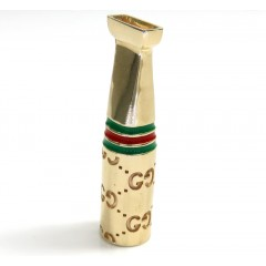 10k Yellow Gold Gucci Blunt Tip