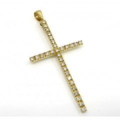 14k Gold 30 Diamond Prong...