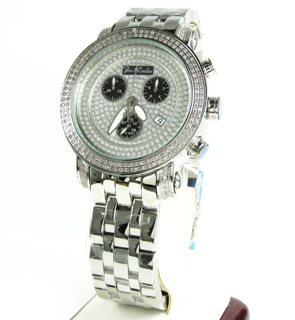 Joe Rodeo Classic Diamond Watch JCL16 1.75CT