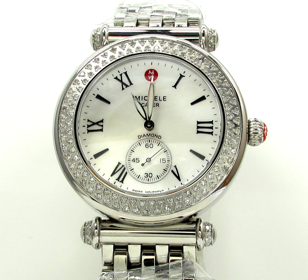 sale michele db quick shopping watches caymancode