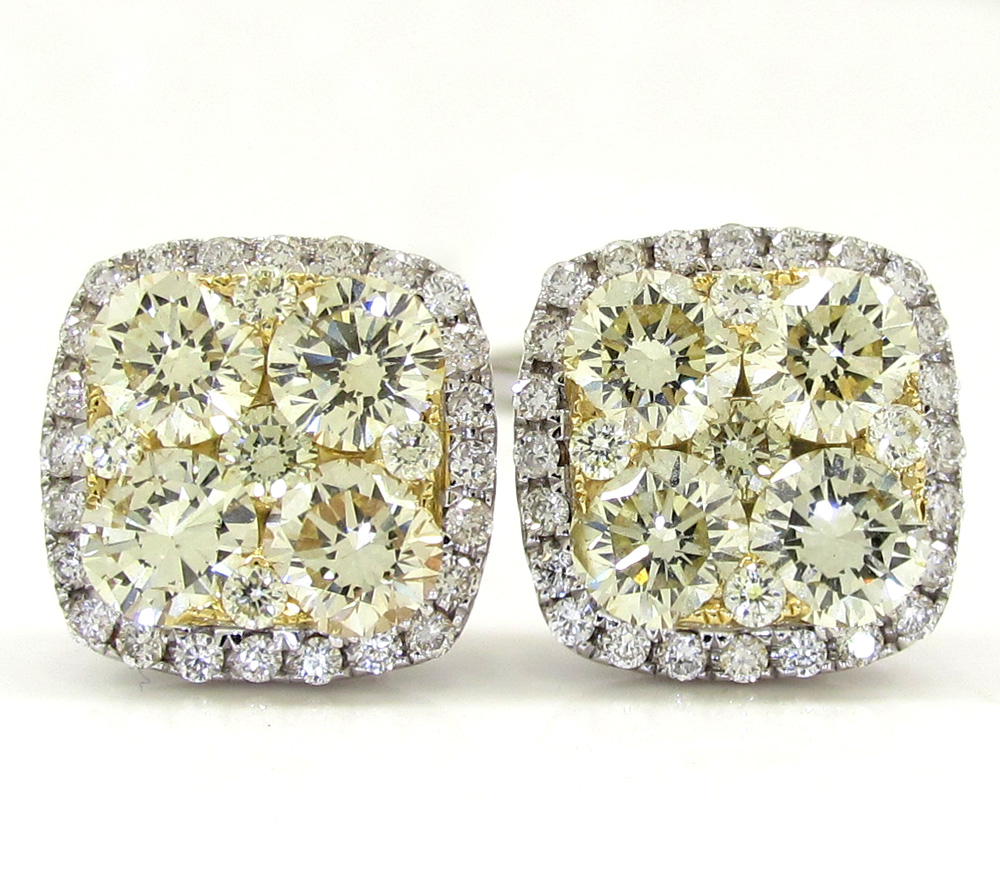 posy large chan anabela yellow gold earrings by loading diamond moda operandi canary