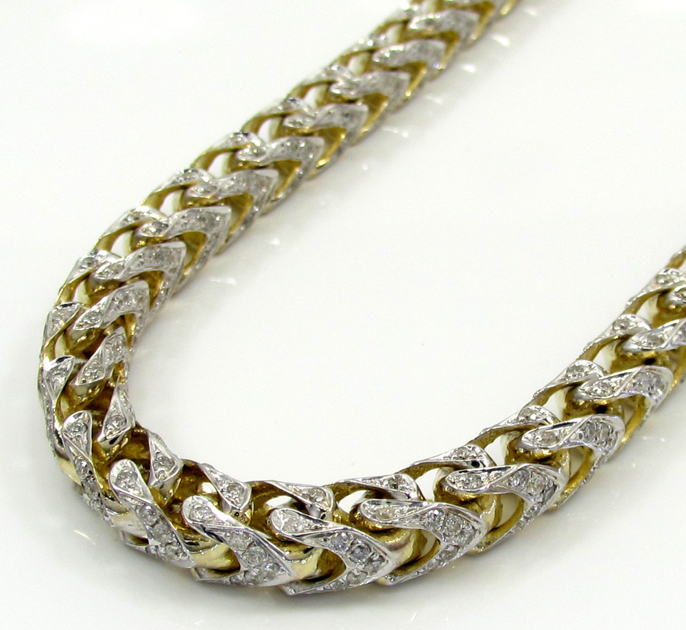 gold typhoon rice necklace moon two solid nck cutchain tone inches